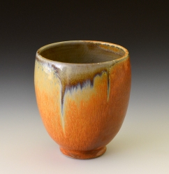 Salt/Soda fired Cup