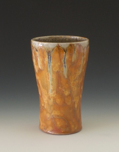 Soda/Salt fired Tumbler