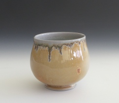 Salt Fired Bourbon Cup