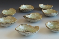 Porcelain Shell Dishes