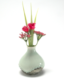 """Sunrise"" Design Bud Vase"