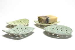 Group of Soap Dishes